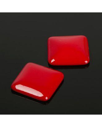 Кабошон квадрат р.2,5х2,5см арт. СМЛ-20060-13-СМЛ2167231