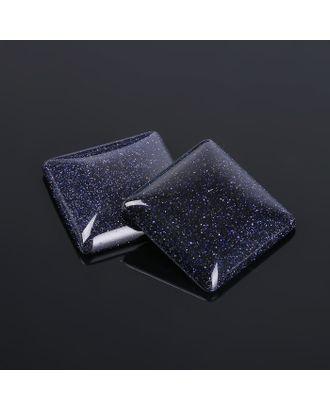 Кабошон квадрат р.2,5х2,5см арт. СМЛ-20060-7-СМЛ2308065