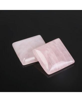 Кабошон квадрат р.2,5х2,5см арт. СМЛ-20060-10-СМЛ2308073