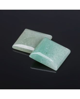Кабошон квадрат р.2,5х2,5см арт. СМЛ-20060-11-СМЛ2308074