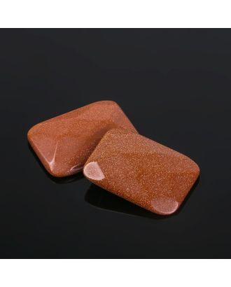 """Кабошон """"Нефрит"""" р.1,8х2,5см арт. СМЛ-20046-4-СМЛ2308162"""