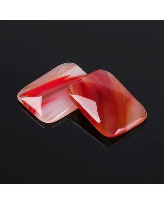 """Кабошон """"Нефрит"""" р.1,8х2,5см арт. СМЛ-20046-9-СМЛ2308170"""