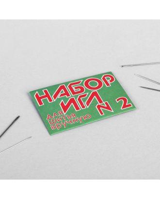 Иглы швейные №1 арт. СМЛ-21179-3-СМЛ2324152
