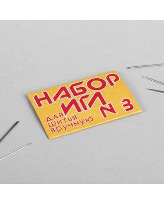 Иглы швейные №1 арт. СМЛ-21179-4-СМЛ2324153
