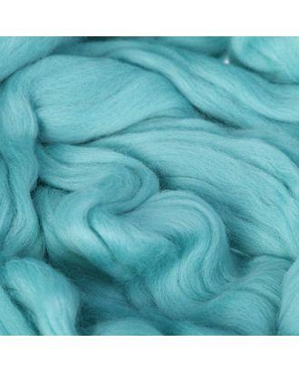 Гребенная лента 100% тонкая мериносовая шерсть 100гр (0461/0463 само) арт. СМЛ-20368-2-СМЛ2372528