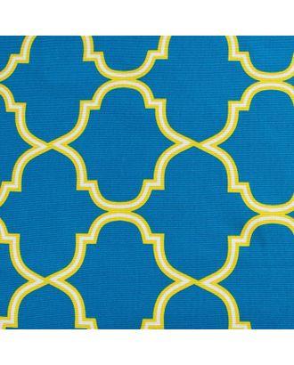 """Скатерть """"Доляна"""" Марокко Жёлтый 145х200 см, 100% хлопок, рогожка, 162 г/м2 арт. СМЛ-19905-1-СМЛ2402863"""