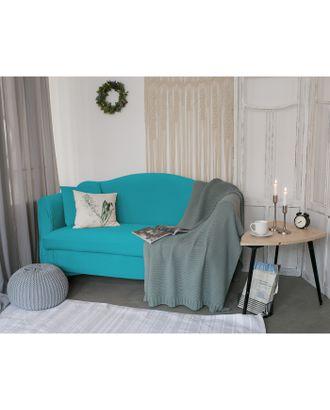 Чехол для мягкой мебели в детскую,Collorista,2-х местный диван,наволочка 40*40 см в ПОДАРОК 248098 арт. СМЛ-19835-1-СМЛ2410071