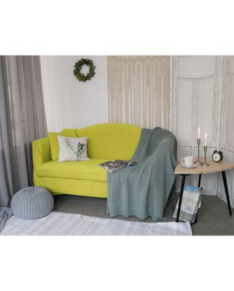 Чехол для мягкой мебели в детскую Collorista,2-х местный диван,наволочка 40*40 см в ПОДАРОК 248098 арт. СМЛ-19837-1-СМЛ2410073