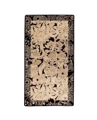 Ковёр  Кашемир 50117/26, размер 150х230 см, ворс 8мм, 1890 г/м2,100% ПП арт. СМЛ-20503-1-СМЛ2467707