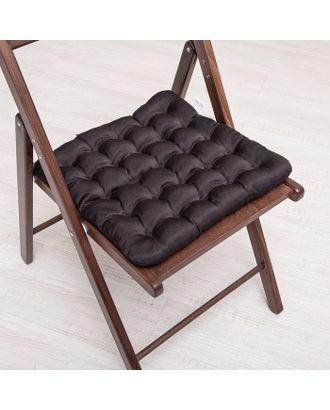 БИО-подушка на стул 40*40 лузга гречихи, грета арт. СМЛ-27651-1-СМЛ2481308