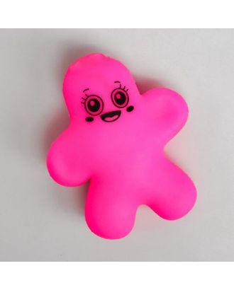 Мялка «Чудик», цвет розовый арт. СМЛ-100620-1-СМЛ0002486942