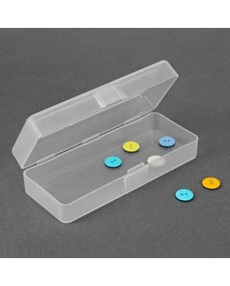 Контейнер для хранения мелочей, 12,5х5х3,3 см арт. СМЛ-5097-1-СМЛ2508449