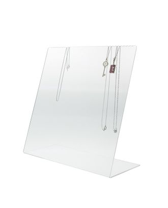 Подставка под цепочки, 30*13*28 см, оргстекло 2 мм в защитной плёнке арт. СМЛ-105062-1-СМЛ0002521627