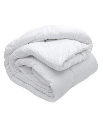 Одеяло зимнее 140х205 см, иск. лебяжий пух, ткань глосс-сатин, п/э 100% арт. СМЛ-32976-1-СМЛ2546930