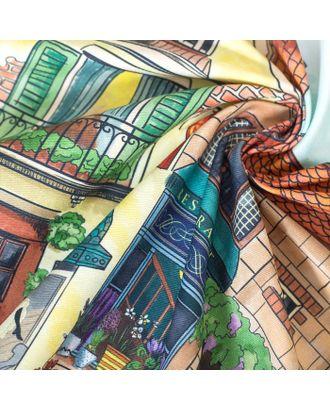 Скатерть «Этель: Италия», 220 × 150 см, хлопок 100 %, саржа, 190 г/м² арт. СМЛ-20965-1-СМЛ2735854