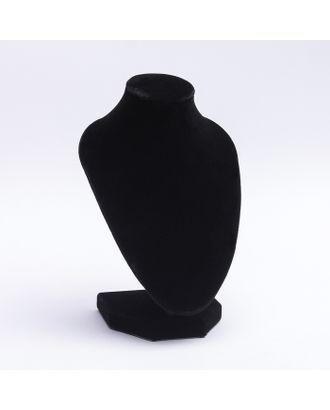 Бюст для украшений, 10*9*15 см, h=15 см арт. СМЛ-20410-4-СМЛ0275104