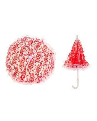 Зонт малый, кружевной, диаметр 25 см арт. СМЛ-23787-2-СМЛ2760520