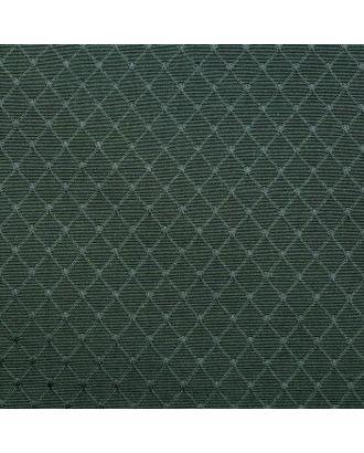 """Штора портьерная """"Этель"""" 220х280 см, Английский стиль HUNTER тёмно-зелёный,100% п/э арт. СМЛ-19985-2-СМЛ2812381"""