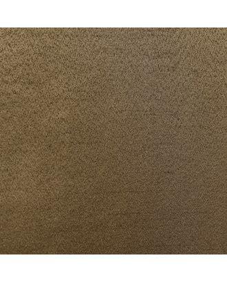 """Штора портьерная """"Этель"""" 130х280 см Дамаск CAPPUCCINO SOLID, 100% п/э арт. СМЛ-106220-1-СМЛ0002846274"""