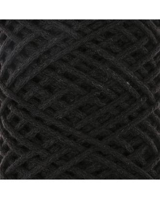 Шнур для вязания без сердечника 100% хлопок, ширина 2мм 100м/95гр (2194 св. розовый) арт. СМЛ-40116-11-СМЛ0002862150