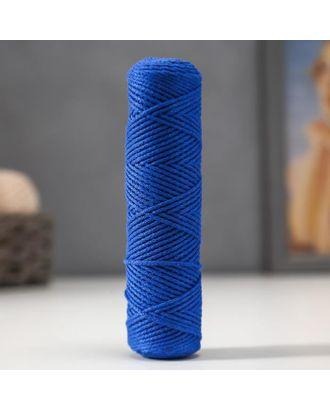 Шнур для вязания без сердечника 100% хлопок, ширина 2мм 100м/95гр (2194 св. розовый) арт. СМЛ-40116-16-СМЛ0002862164