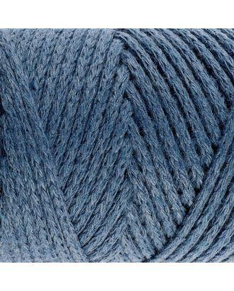 Шнур для вязания без сердечника 100% хлопок, ширина 2мм 100м/95гр (2194 св. розовый) арт. СМЛ-40116-17-СМЛ0002862168