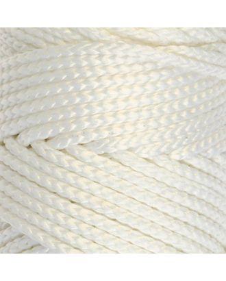 Шнур для вязания без сердечника 100% полиэфир, ширина 3мм 100м/210гр, (96 сиреневый) арт. СМЛ-40115-13-СМЛ0002862173