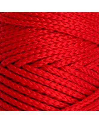 Шнур для вязания без сердечника 100% полиэфир, ширина 3мм 100м/210гр, (96 сиреневый) арт. СМЛ-40115-11-СМЛ0002862174