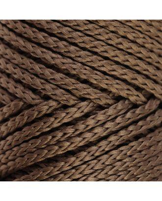Шнур для вязания без сердечника 100% полиэфир, ширина 3мм 100м/210гр, (96 сиреневый) арт. СМЛ-40115-22-СМЛ0002862179