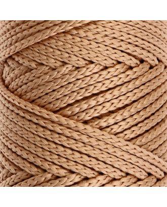 Шнур для вязания без сердечника 100% полиэфир, ширина 3мм 100м/210гр, (96 сиреневый) арт. СМЛ-40115-21-СМЛ0002862180