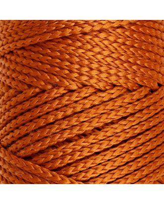 Шнур для вязания без сердечника 100% полиэфир, ширина 3мм 100м/210гр, (96 сиреневый) арт. СМЛ-40115-10-СМЛ0002862184
