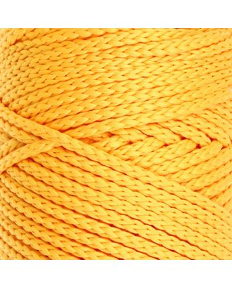 Шнур для вязания без сердечника 100% полиэфир, ширина 3мм 100м/210гр, (96 сиреневый) арт. СМЛ-40115-4-СМЛ0002862190