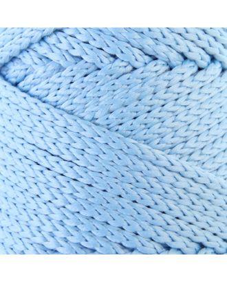 Шнур для вязания без сердечника 100% полиэфир, ширина 3мм 100м/210гр, (96 сиреневый) арт. СМЛ-40115-5-СМЛ0002862192
