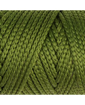 Шнур для вязания без сердечника 100% полиэфир, ширина 3мм 100м/210гр, (96 сиреневый) арт. СМЛ-40115-6-СМЛ0002862193