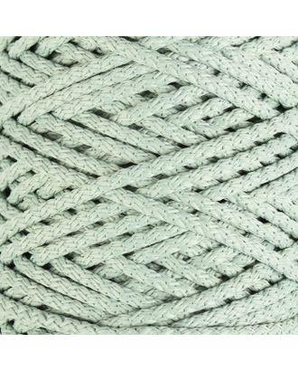 Шнур для вязания с сердечником 100% полиэфир, ширина 5 мм 100м/550гр (142 т. серый) арт. СМЛ-40118-14-СМЛ0002862211