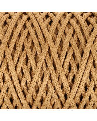 Шнур для вязания с сердечником 100% полиэфир, ширина 5 мм 100м/550гр (142 т. серый) арт. СМЛ-40118-15-СМЛ0002862212