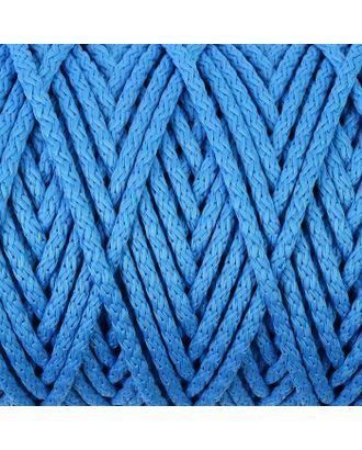 Шнур для вязания с сердечником 100% полиэфир, ширина 5 мм 100м/550гр (142 т. серый) арт. СМЛ-40118-17-СМЛ0002862214