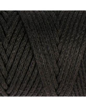 Шнур для вязания без сердечника 100% хлопок, ширина 3мм 100м/250гр (2172 бордовый) МИКС арт. СМЛ-40117-11-СМЛ0002865889