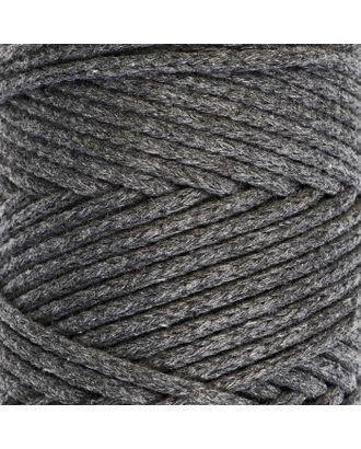 Шнур для вязания без сердечника 100% хлопок, ширина 3мм 100м/250гр (2172 бордовый) МИКС арт. СМЛ-40117-19-СМЛ0002865892