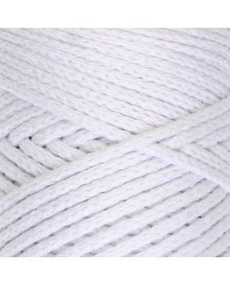 Шнур для вязания без сердечника 100% хлопок, ширина 3мм 100м/250гр (2172 бордовый) МИКС арт. СМЛ-40117-21-СМЛ0002865895