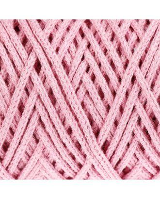 Шнур для вязания без сердечника 100% хлопок, ширина 3мм 100м/250гр (2172 бордовый) МИКС арт. СМЛ-40117-6-СМЛ0002865899