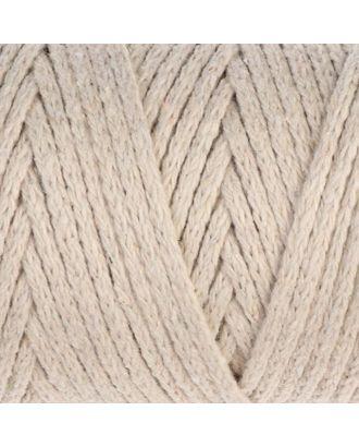 Шнур для вязания без сердечника 100% хлопок, ширина 3мм 100м/250гр (2172 бордовый) МИКС арт. СМЛ-40117-14-СМЛ0002865902