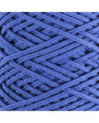 Шнур для вязания без сердечника 100% хлопок, ширина 3мм 100м/250гр (2172 бордовый) МИКС арт. СМЛ-40117-15-СМЛ0002865903