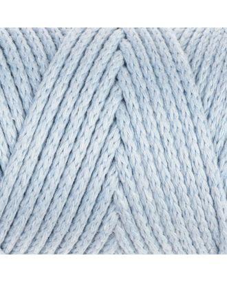 Шнур для вязания без сердечника 100% хлопок, ширина 3мм 100м/250гр (2172 бордовый) МИКС арт. СМЛ-40117-22-СМЛ0002865904