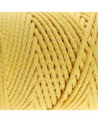 Шнур для вязания без сердечника 100% хлопок, ширина 3мм 100м/250гр (2172 бордовый) МИКС арт. СМЛ-40117-5-СМЛ0002865909
