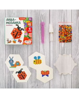 Аквамозаика для детей «Насекомые» арт. СМЛ-23958-1-СМЛ2886846