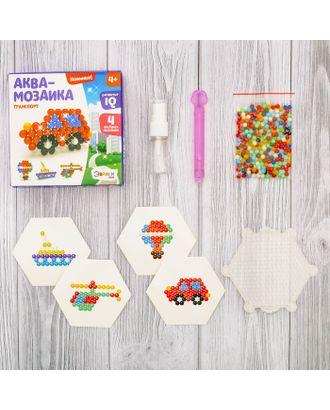 Аквамозаика для детей «Насекомые» арт. СМЛ-23958-6-СМЛ2886848
