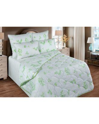 Одеяло станд. 140х205 см, бамбуковое волокно, ткань глосс-сатин, п/э 100% арт. СМЛ-110174-1-СМЛ0002935825