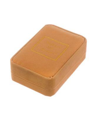 Коробочка под набор бархатная «Только для тебя!», 6 х 5 х 4,5 см арт. СМЛ-21972-1-СМЛ2953090