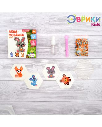 Аквамозаика для детей «Насекомые» арт. СМЛ-23958-7-СМЛ2983299